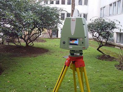Scanner laser GMG Topo
